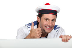 French sailor Stock Images
