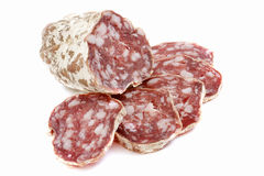 French saucisson Royalty Free Stock Photo