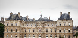 French Senate Royalty Free Stock Images