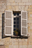 French shutters Stock Image