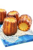 French small cake. Royalty Free Stock Photos