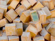 French soaps in Arles royalty free stock photography