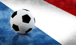French Soccer Royalty Free Stock Photo