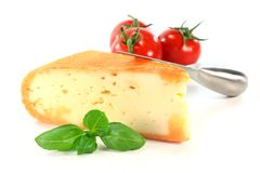 French soft cheese Stock Photos