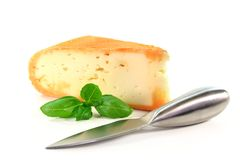French soft cheese Stock Photography