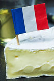 French soft cheese Royalty Free Stock Photo