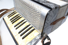 French style accordion Stock Image