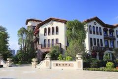 French style residence yinxishufu Stock Images