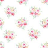 French style seamless vector pattern Royalty Free Stock Image