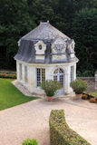 French provincial sun-house and reading room Royalty Free Stock Photo