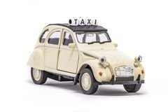 French taxi concept stock photography