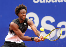 French tennis player Gael Monfils Stock Images