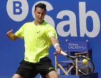 French tennis player Kenny de Schepper Stock Photography
