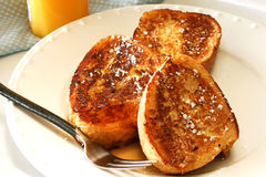 French Toast Royalty Free Stock Photos