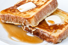 French toast Royalty Free Stock Photography