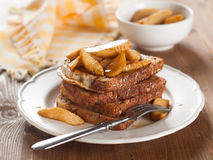 Free French Toast Royalty Free Stock Photos - 49118118