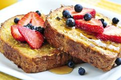 Free French Toast Royalty Free Stock Image - 6740856
