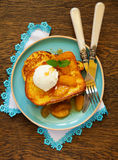 French toast Stock Photography