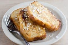French Toast Stock Photo