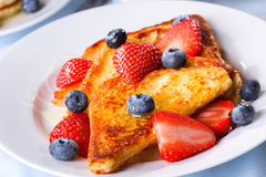 French toasts Stock Photos