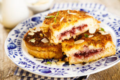 French toasts Royalty Free Stock Images