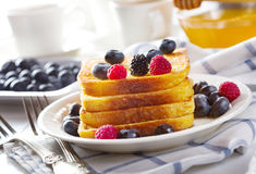 French toasts Stock Images