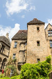 French town Royalty Free Stock Images