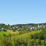 French Town Stock Image