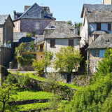 French Town Royalty Free Stock Image