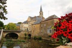 French town Stock Photos