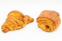 Free French Viennoiserie. Artwork From A Pastry Chef Stock Photos - 170934753