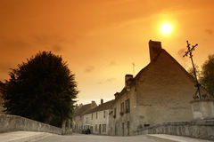 French village Stock Photography