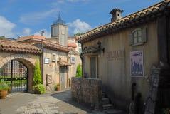Free French Village Stock Photo - 48080910