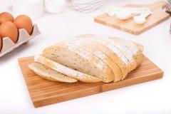French village bread Stock Photo