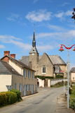 French village Stock Image
