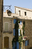 French Village, cottage in Provence Stock Photos