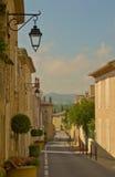 French village Laudun Stock Images