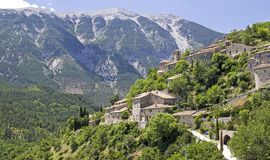 Free French Village. Luberon. Provence. France. Stock Photo - 33315470