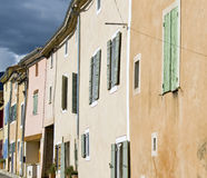 French Village in Provence. Royalty Free Stock Image