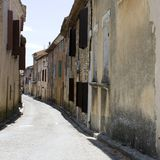 French Village, Provence France Royalty Free Stock Photos