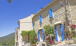 French village. Provence. France. Stock Photo