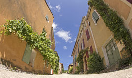 French village,  from Provence. France. Royalty Free Stock Photos