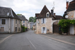 A French village Stock Photo