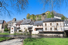 Free French Village Segur-le-Chateau Royalty Free Stock Photos - 89867048