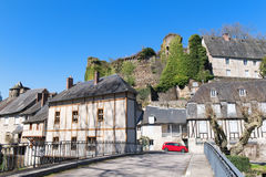 Free French Village Segur-le-Chateau Royalty Free Stock Image - 89867406