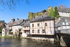 Free French Village Segur-le-Chateau Royalty Free Stock Images - 89930109