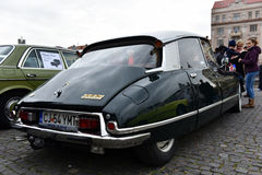 French vintage car. Citroen D521 Royalty Free Stock Photography