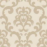 French wallpaper Royalty Free Stock Photo