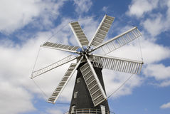 French Windmill Stock Images