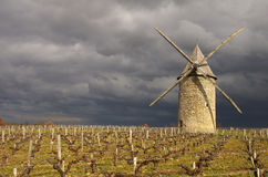 French windmill Stock Photos
